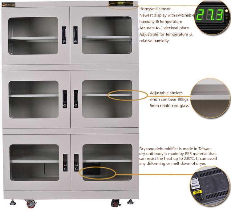1~50%RH Dry Cabinet