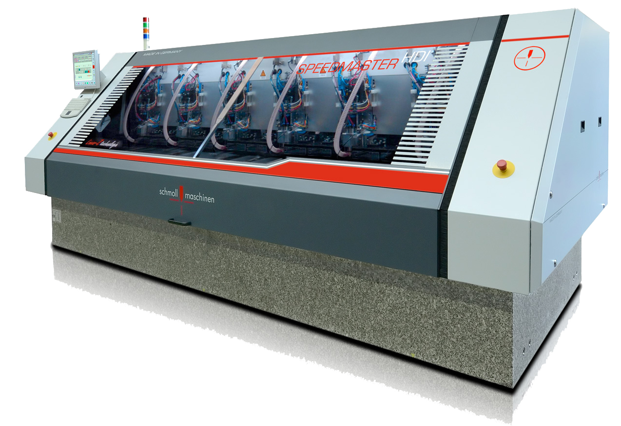 Speedmaster HDI Series
