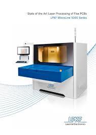 LPKF MicroLine 5000