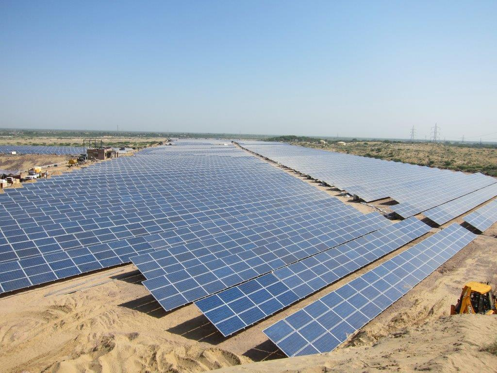 Solar PV Power Generation