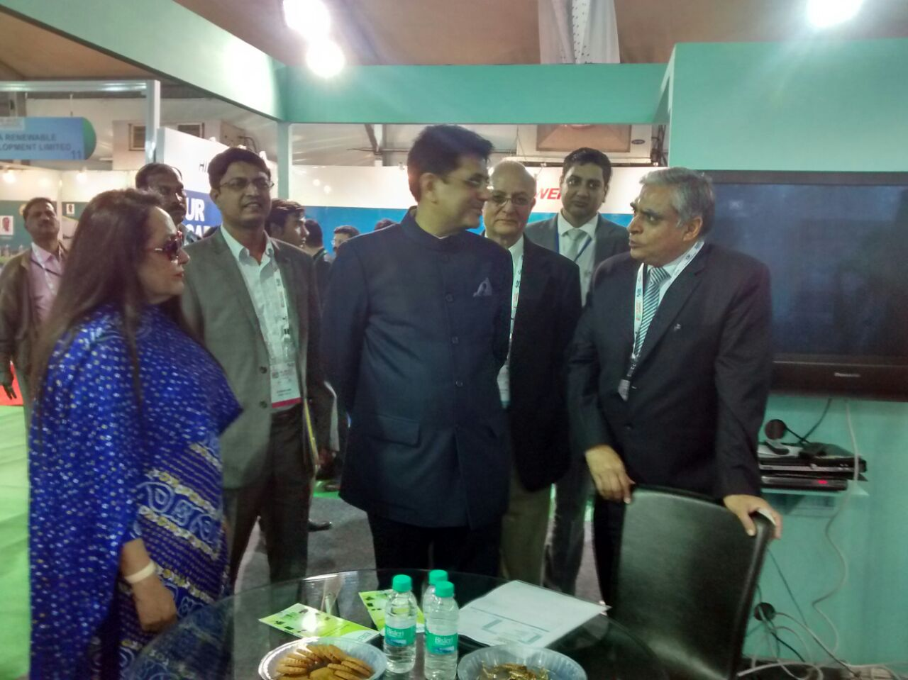 Mr Piyush Goyal & Mr Rajinder Kumar Kaura