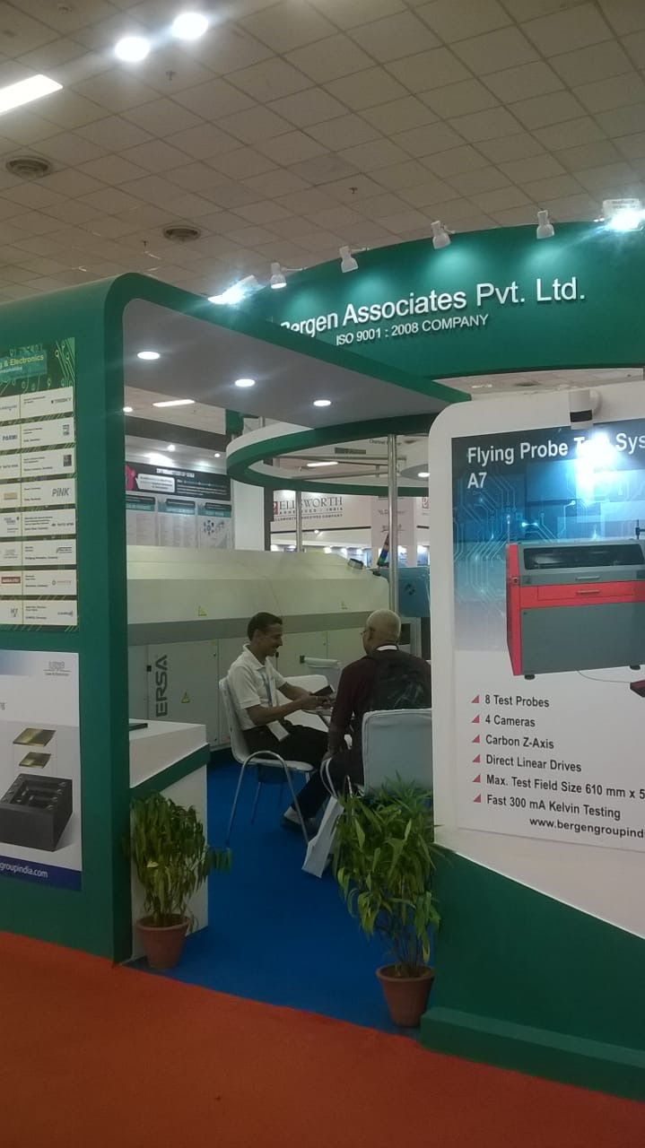 BERGEN at Productronica India, 2017