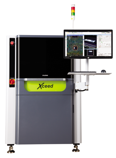 Xceed � New Generation 3D AOI