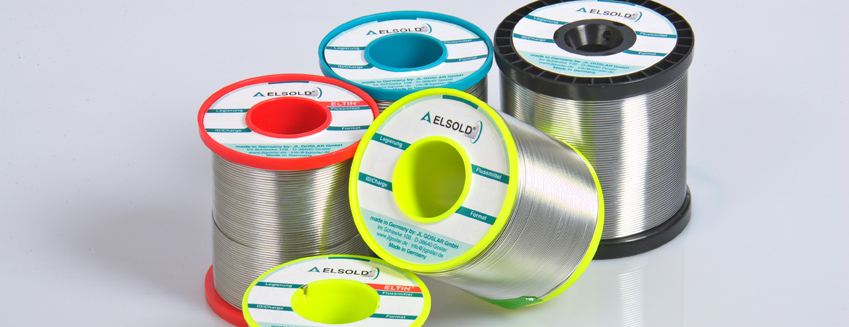 ELSOLD cored solder wires
