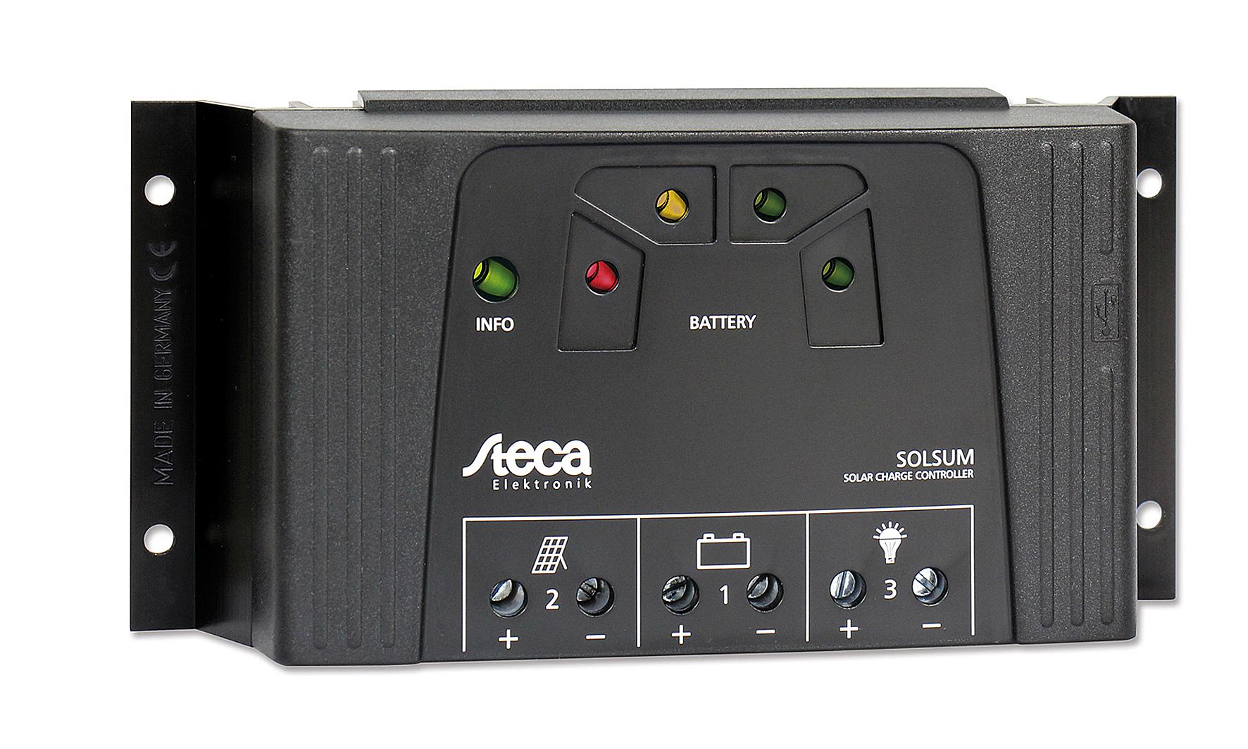 Steca Solsum 2525, 4040