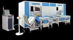 VACUUM LAMINATING PRESSES- Type RMV 125, 200 and 250