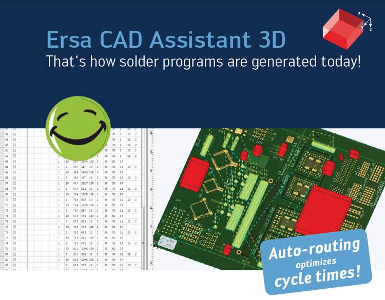 Ersa CAD Assistant 3D